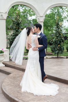 This elegant, ornate Korean American Wedding was held at the stately, European style venue, Knotting Hill Place in Texas. Photography by Beat Box Portraits Wedding Planning & Design by Chancey Charm Dallas. Wedding Venues Texas, Dallas Wedding, Wedding Show, Spring Wedding, Knotting Hill, European Fashion, European Style, Wedding Attire, Wedding Dresses
