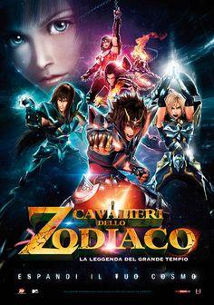 I Cavalieri dello Zodiaco – La leggenda del grande tempio di Keiichi Sato: la recensione | Indie-eye - Cinema