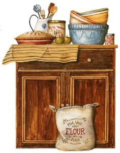 A la maison - chantalou16 vintage
