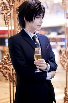 Kaito Alioth(Kaito Alioth) Jumin Han Cosplay Photo - Cure WorldCosplay