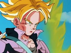 Could Trunks Have More Confidence?