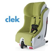 Clek Foonf Car Seat in Tank or Dragonfly Giveaway