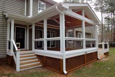 screened in porch ideas | How to Build a Screened In Porch: How To Build A Screened In Porch ...