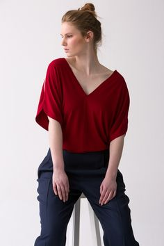 85cd1d03ed1 Modern Stylish Plus Size Tunic for Curvy Women