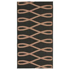 """Runner for next to island - $37.00.  I pinned this Destine Indoor/Outdoor 2'7"""" x 5' Rug from the Copy Cat Chic event at Joss and Main!"""