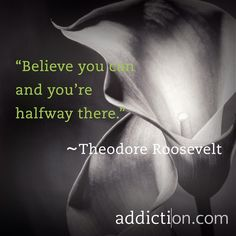 #Believe in yourself! #recovery #sobriety #OneDayAtATime #sober #inspiration