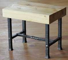 Image result for blacksmithing furniture