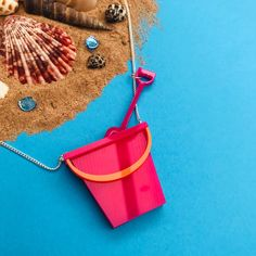 Kate Wright, Bucket And Spade, Sunflower Necklace, December Birthday, Very Lovely, Pin Badges, Statement Earrings, Seaside, Studs