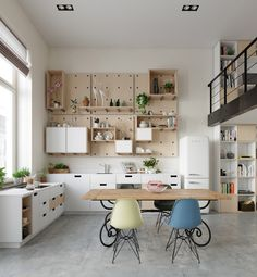 5 Scandinavian-Inspired Apartments