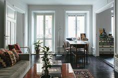 Veckans hem är en ljus och bohemisk inredningsdröm - Metro Mode