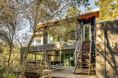 Portola Valley House by Mark Brand Architecture