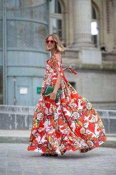 Quels looks avec une robe fleurie? - Cristina Cordula