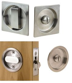 11 Best Pocket Door Lock Images In 2017 Barn Door Locks Sliding