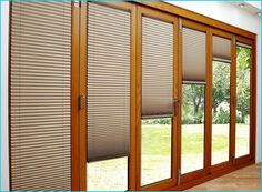 Sliding Patio Doors With Blinds Between Glass