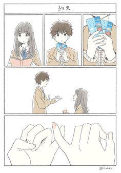 Kevin y yo Manga Couple, Anime Couples Manga, Cute Anime Couples, Manga Anime, Anime Art, Manga Love, Anime Love, Cute Couple Art, Girly Drawings