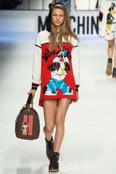 22f6e72cc 383 Best Moschino x Jeremy Scott images | Ladies fashion, Woman ...