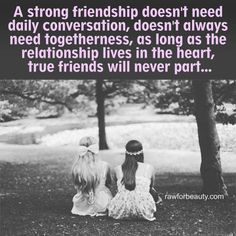 Love this, it reassures me that no matter the distance or time, we were always best friends....rip Kim I love you pretty girl...
