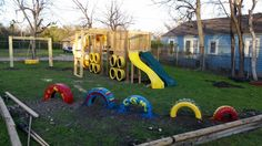 Awesome playground we are still building for a special customer! not done but close