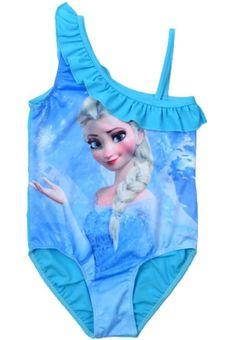 65050c3dc2 In Fashion Kids Girls Bathing Suits - Frozen Elsa Swimsuit years