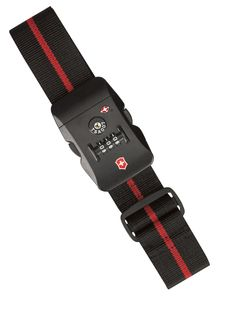 Travel Sentry® Approved Lockable Luggage Strap