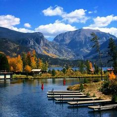 Grand Lake,  Colorado Beautiful.