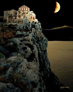 Monemvasia. Greece