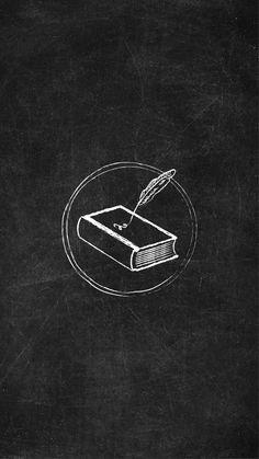 Free Chalkboard Instagram Story Highlight Icons - Cherbear Creative    #instagramstories #instagramstory #instagram #instagramcovers #instagramhighlights #socialmediagraphics Instagram Logo, Instagram Symbols, Book Instagram, Instagram Frame, Creative Instagram Stories, Free Instagram, Instagram Story Template, Instagram Story Ideas, Instagram Templates