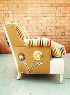 happy chair form my beachhouse