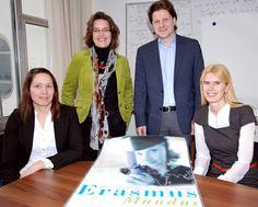 """Universität Bielefeld koordiniert das """"European Doctorate in Economics – Erasmus Mundus (EDEEM) - http://www.wirtschaft.com/stadt/20140313-universitaet-bielefeld-european"""