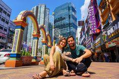 Kuala Lumpur Sehenswürdigkeiten: Little India Kuala Lumpur, Times Square, India, Adventure, Places, Travel, Fun Places To Go, Travel Report, Travel Advice