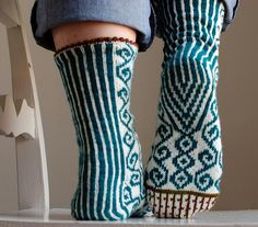 Socks Wrought Iron Work by osloann, via Flickr