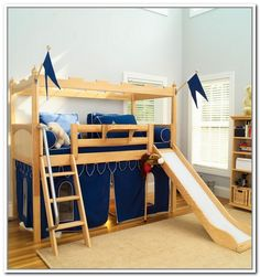 Kids Bunk Beds With Storage Stairs - http://colormob5k.com/kids-bunk-beds-with-storage-stairs-11115/
