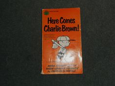 Here Comes Charlie Brown, Charles Schulz, 1967 11th Print, CREST BOOK, GUC!