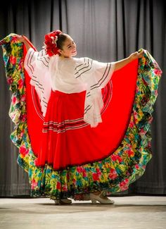 Sinaloa Mexican Costume, Mexican Outfit, Mexican Dresses, 15 Birthday Dresses, Folklorico Dresses, Plus Size Formal, Mexican Fashion, Folk Clothing, Full Length Skirts