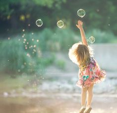 Chasing Bubbles!