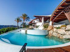 Increíble villa para 10 personas en Port d'Andratx.
