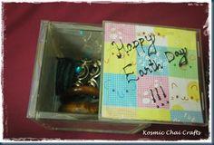 Craftaholics Anonymous® | RTW: Repurposed CD Case Boxes TUTORIAL