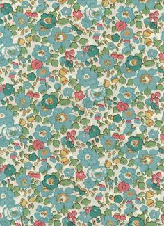 Fabric Liberty of London Tana Lawn Betsy Fat Quarter by MissElany