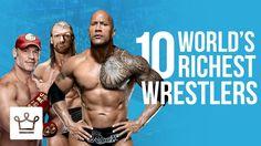 Top 10 #Richest Wrestlers In The World 2017 (Ranked) https://www.youtube.com/watch?v=vtosurTpvkU