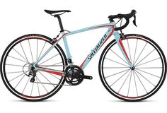 Specialized Amira SL4 Road Bike http://www.bicycling.com/bikes-gear/womens-cycling/9-great-bikes-and-gear-for-small-female-cyclists/amira