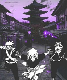Obito , Rin e Kakashi Naruto Shippuden, Boruto, Kakashi And Obito, Anime Naruto, Naruto Fan Art, Anime Vs Cartoon, Anime One, Hero The Secret, Manga
