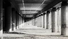 under the bridge by Johannes Scherwitzl Bridge, City, Bridges, Attic, Bro