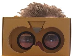 Freer|Sackler photographer Neil Greentree tries out Google Cardboard