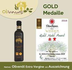 """Die von uns angebotenen Produkte stehen für beste Qualität. Nun wurde auch unser """"Italiener"""" mit GOLD ausgezeichnet."""
