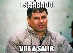 Memes de la fuga de 'El Chapo' - Yahoo Noticias