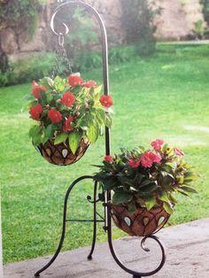 macetero jardin decoracion colgante para macetas