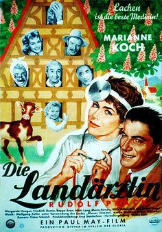 Poster zum Film: Die Landärztin.