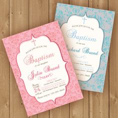 Hey, I found this really awesome Etsy listing at https://www.etsy.com/listing/204775049/baptism-invitation-grey-blue-for-boys