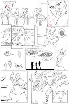 The Bat-Man: Rise and Fall #4 page 9  Read all issues on http://scripts-and-comics.com/comics/ #batman #dc #dccomics #fanart