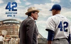 The film is adapted from the famous baseball player Jackie Robinson's deeds. Description from 10wallpaper.com. I searched for this on bing.com/images